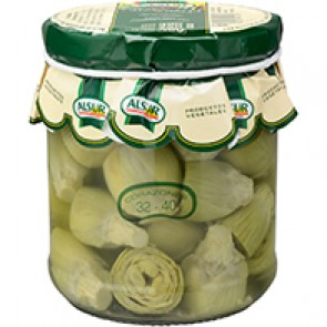 ALSUR ARTICHOKE HEARTS JAR 390 GM