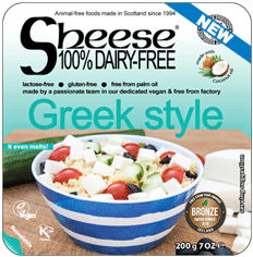 Sheese Greek Style 200 G