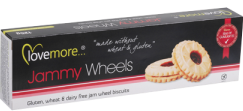 LOVEMORE JAMMY WHEELS 115G