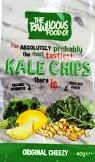 RAWLICIOUS KALE CHIPS ORIGINAL CHEEZY 40 G