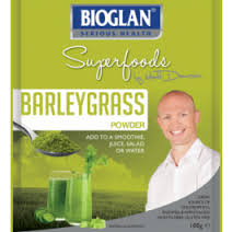 BIOGLAN SUPER FOODS BARLEYGRASS POWDER 100 GM