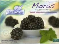 LA CUERVA BLACKBERRIES 300 GM
