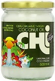 CHI ORGANIC VIRGIN COCONUT OIL 500 ML