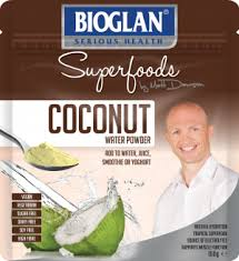 BIOGLAN SUPER FOODS COCONUT WATER 100 GM