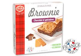 Forchy Speculoos Brownie 285 G
