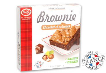 Forchy Hazelnut Brownie 285 G
