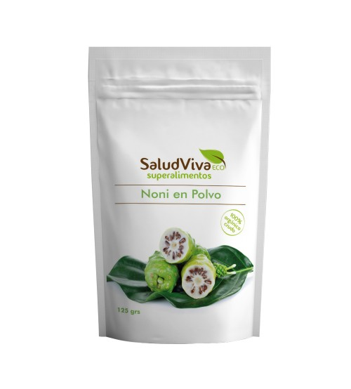 SaludViva Organic Noni Powder 125 gm