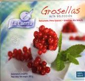 LA CUERVA RED CURRANT 300 GM