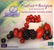 LA CUERVA RED FRUIT MIX 300 GM