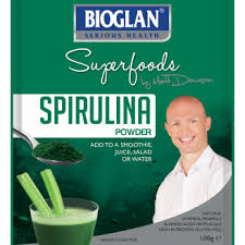 BIOGLAN SUPER FOODS SPIRULINA POWDER 100 GM