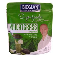 BIOGLAN SUPER FOODS WHEATGRASS POWDER 100 GM